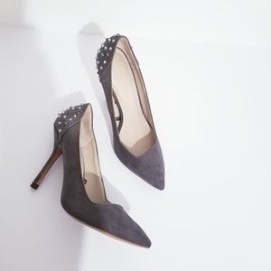 Zara Trafaluc  spike pumps